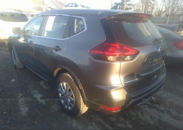 купить 2017 Nissan ROGUE KNMAT2MV8HP534816