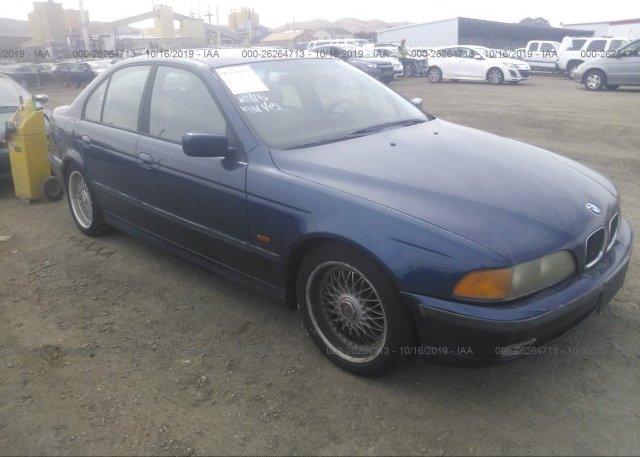 Inventory #487233531 2000 BMW 528