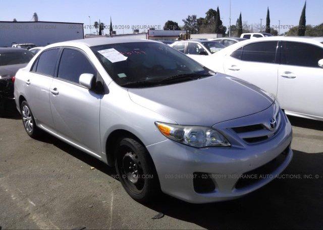 Inventory #676900752 2012 Toyota COROLLA