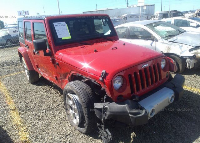 Inventory #917139673 2010 JEEP WRANGLER UNLIMITE