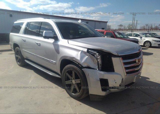 Inventory #134642242 2016 Cadillac ESCALADE