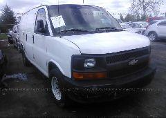 2003 Chevrolet EXPRESS G1500