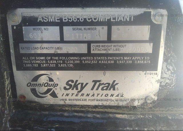1994 SKY TRAK 6036C - 17789