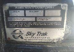 1994 SKY TRAK 6036C - 17789 engine view