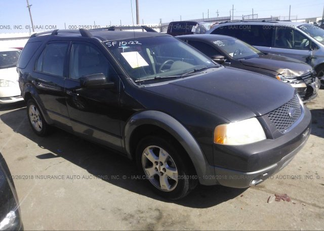Inventory #345018709 2007 FORD FREESTYLE