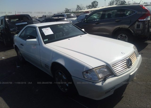 Inventory #675528707 1995 Mercedes-benz SL