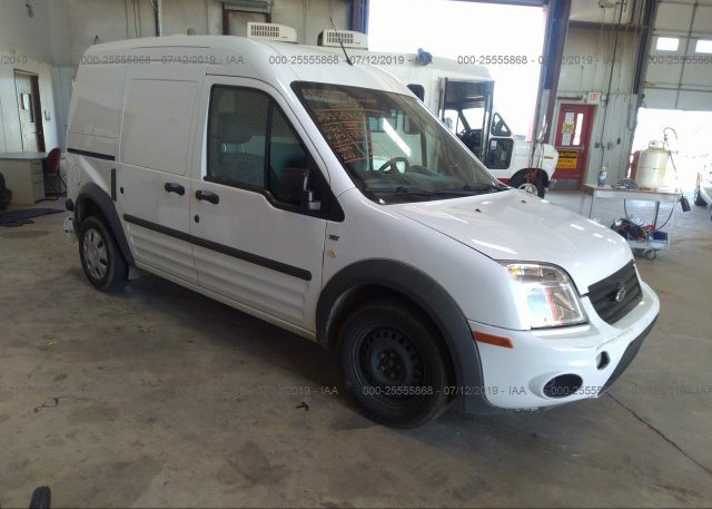 Inventory #250376627 2013 FORD TRANSIT CONNECT