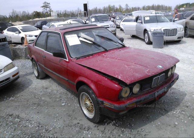 Inventory #187521025 1989 BMW 325