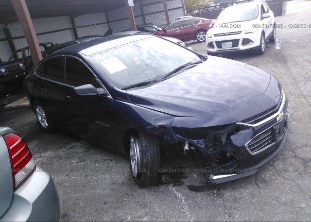 Inventory #148683044 2018 Chevrolet MALIBU