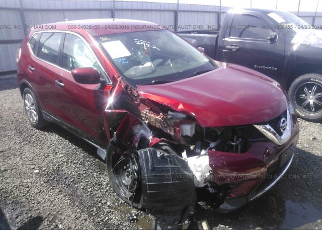 Inventory #374136112 2016 Nissan ROGUE
