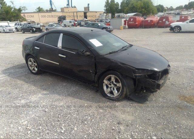 Inventory #271412234 2006 Pontiac G6