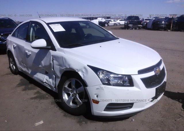 Inventory #350346536 2014 Chevrolet CRUZE