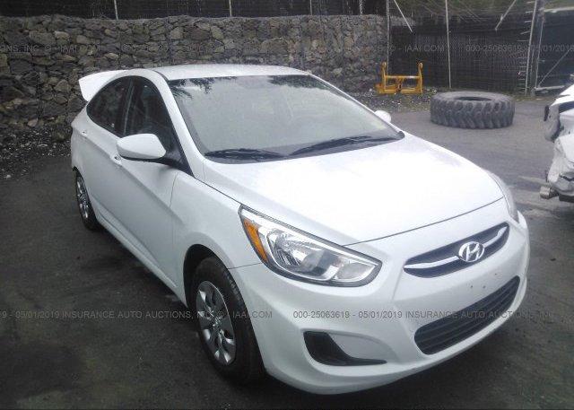 Inventory #535413347 2017 Hyundai ACCENT