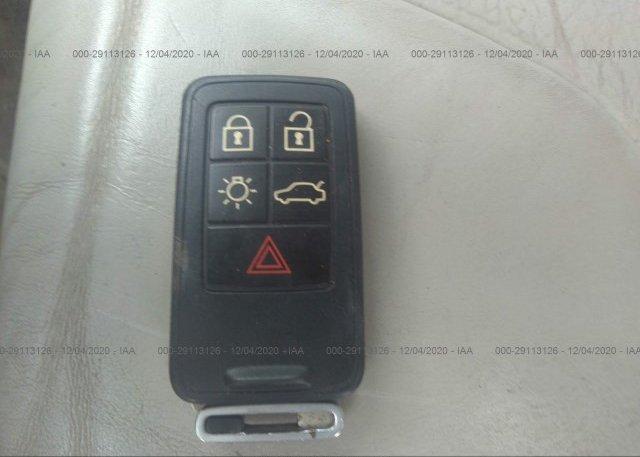 YV1622FS7C2037607 2012 VOLVO S60