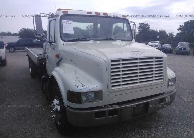 Inventory #330093320 1999 INTERNATIONAL 4000