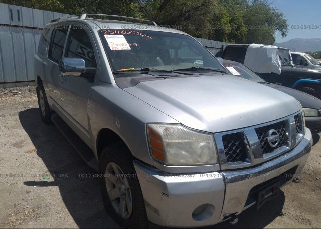 Inventory #873510588 2004 Nissan ARMADA