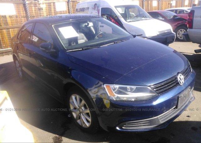 Inventory #671862731 2012 Volkswagen JETTA