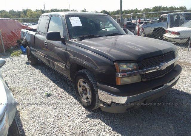 Inventory #213820674 2003 Chevrolet SILVERADO
