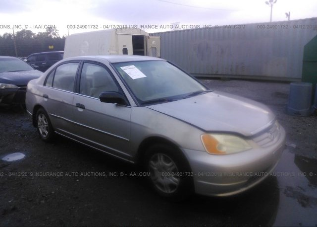 Inventory #776085702 2001 Honda CIVIC