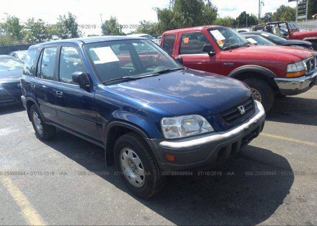 Inventory #301844027 1999 Honda CR-V