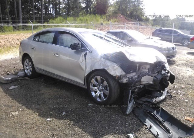 Inventory #422021493 2012 Buick LACROSSE
