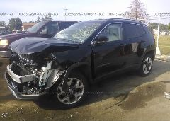 2019 JEEP COMPASS - 3C4NJDCB1KT601446 Right View