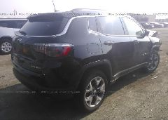 2019 JEEP COMPASS - 3C4NJDCB1KT601446 rear view