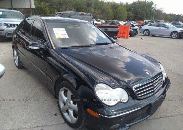 Inventory #974190432 2006 Mercedes-benz C