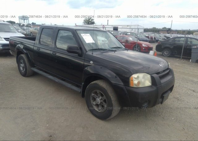 Inventory #160400906 2004 Nissan Frontier