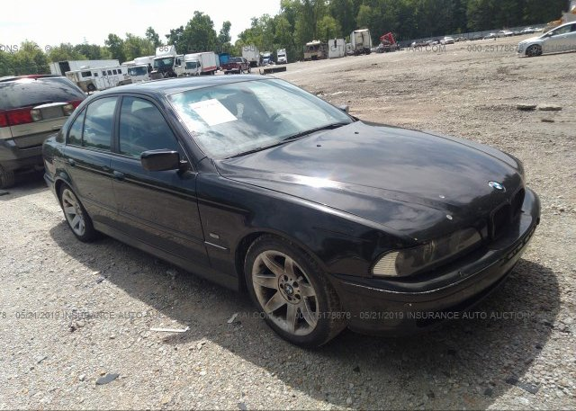 Inventory #272640407 2003 BMW 525