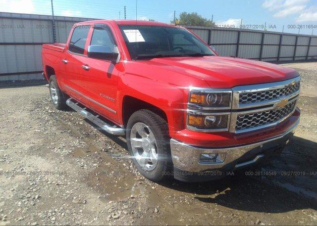 Inventory #577057736 2014 Chevrolet SILVERADO