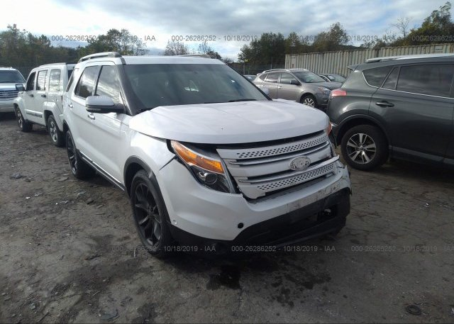 Inventory #196177672 2012 FORD EXPLORER