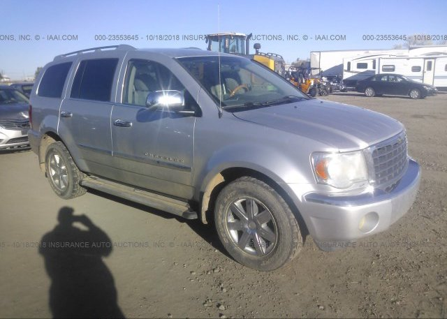 Inventory #435096663 2009 Chrysler ASPEN