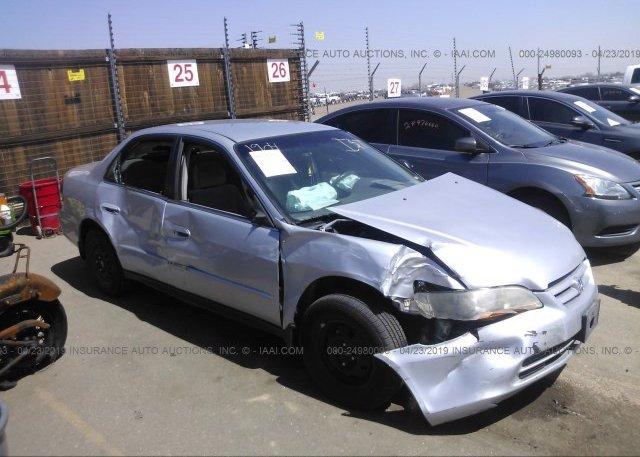 Inventory #294587440 2001 Honda ACCORD