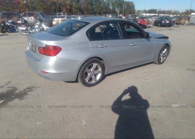 цена в сша 2015 BMW 3 SERIES WBA3B5G59FNS16668