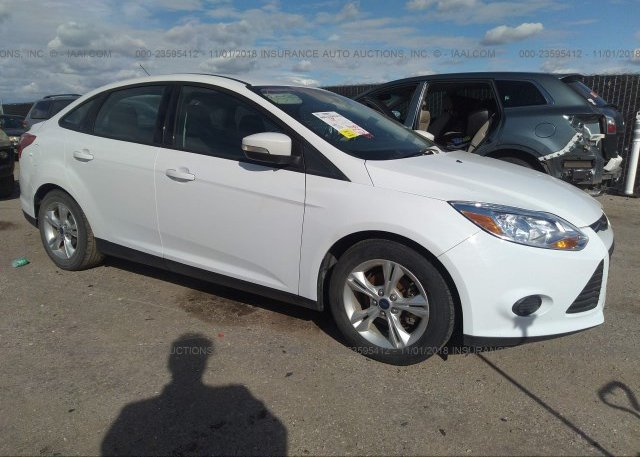 Inventory #438633248 2014 FORD FOCUS