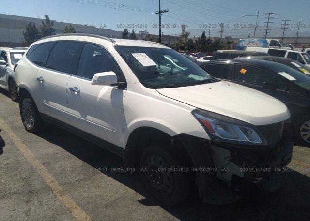 Inventory #331063521 2015 Chevrolet TRAVERSE