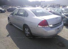 2010 Chevrolet IMPALA - 2G1WA5EN2A1234258 [Angle] View