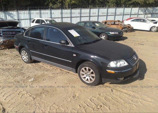 Inventory #594957313 2003 Volkswagen PASSAT