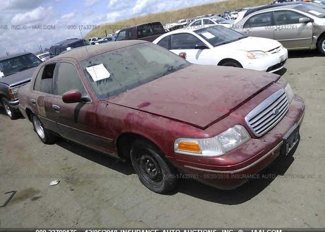 Inventory #868723218 1999 FORD CROWN VICTORIA