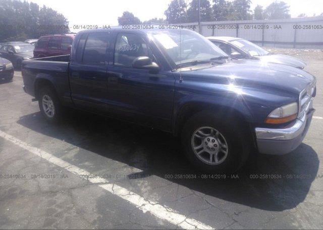 Inventory #982466138 2004 Dodge DAKOTA
