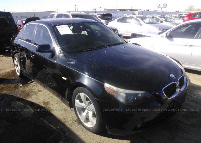 Inventory #299844095 2007 BMW 530