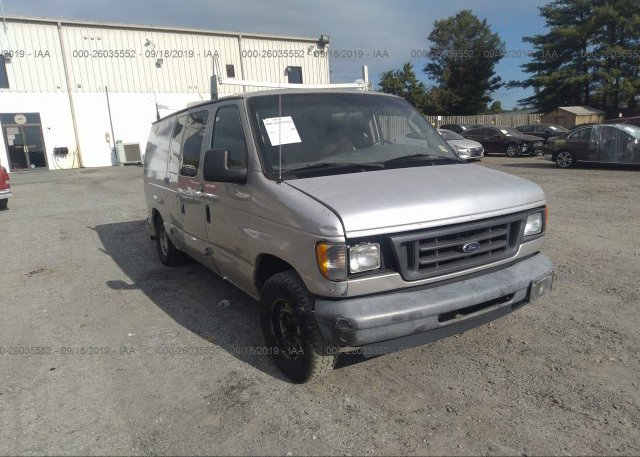 Inventory #848078561 2003 FORD ECONOLINE