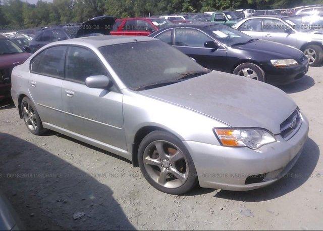 Inventory #154171705 2006 Subaru LEGACY