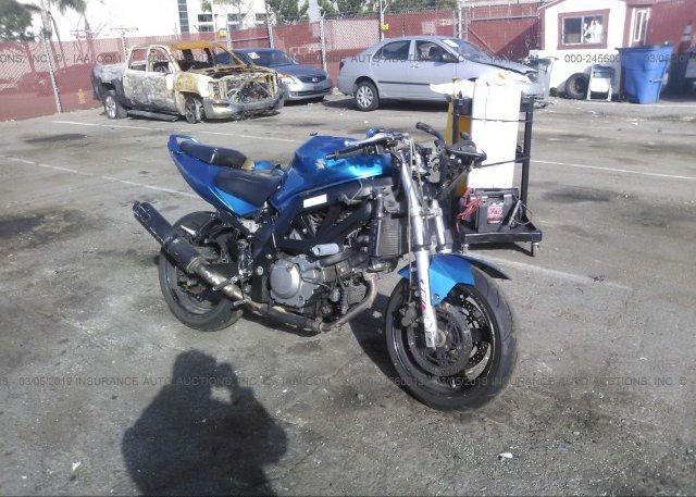 Inventory #555043242 2006 Suzuki SV650