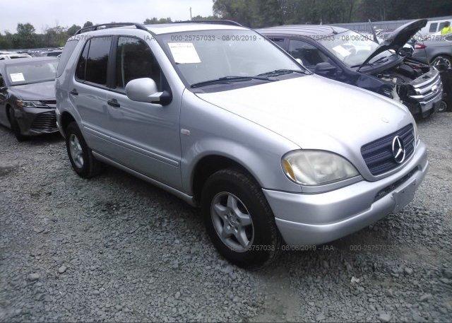 Inventory #744219530 2001 Mercedes-benz ML