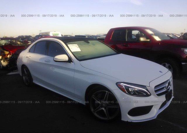 Inventory #206277726 2015 Mercedes-benz C