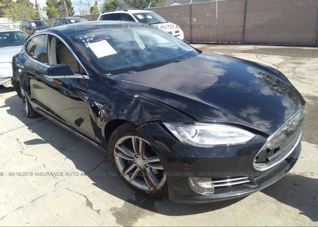 Inventory #225409305 2013 Tesla MODEL S