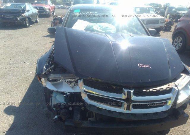 1C3CDZAG0EN235711 2014 Dodge AVENGER