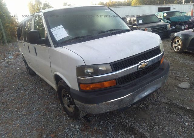 Inventory #199707818 2007 Chevrolet EXPRESS G3500